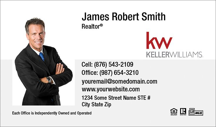 Keller williams business cards with photo now available at keller williams business cards with photo now available at surefactor reheart Image collections