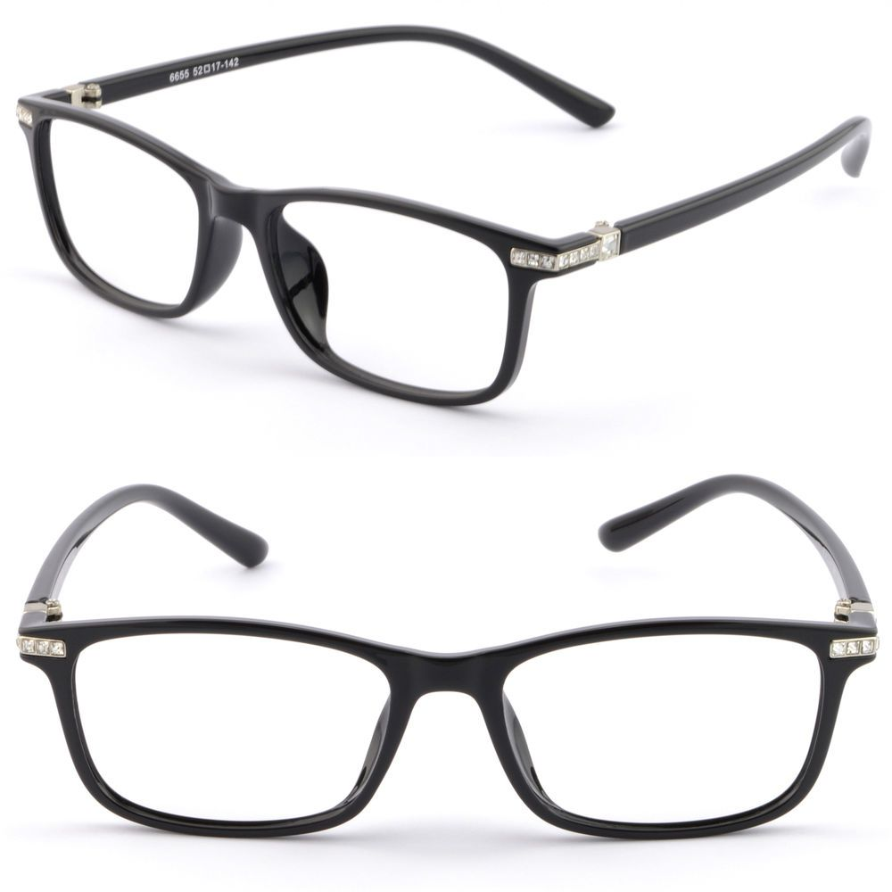 Details about lightweight square womens acetate frames