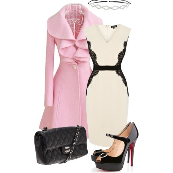 Gossip girl inspired outfit: Blair by shirley-q on Polyvore
