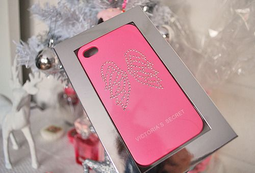 Victoria Secret Angels IPhone case