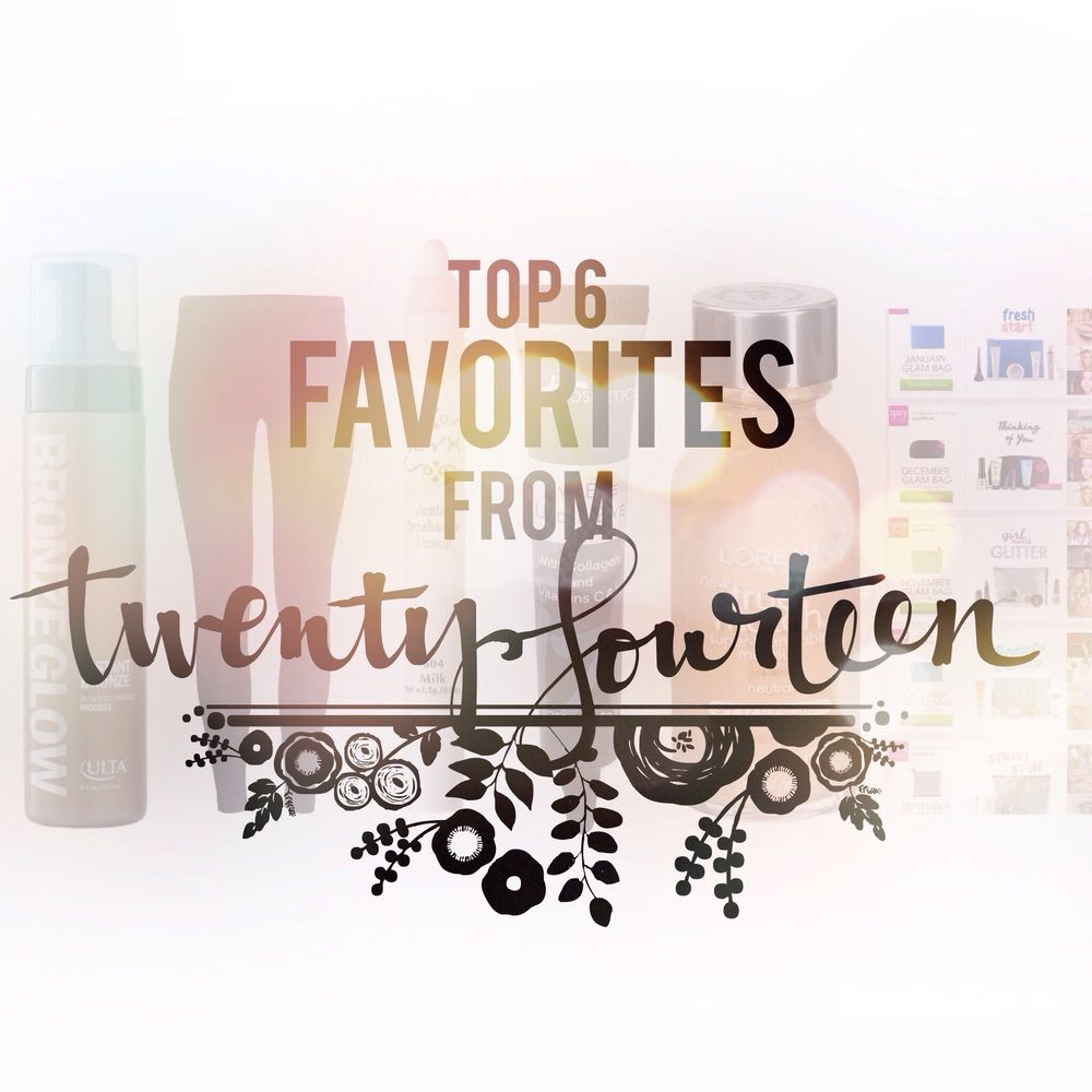 our favorite beauty and fashion items from 2014