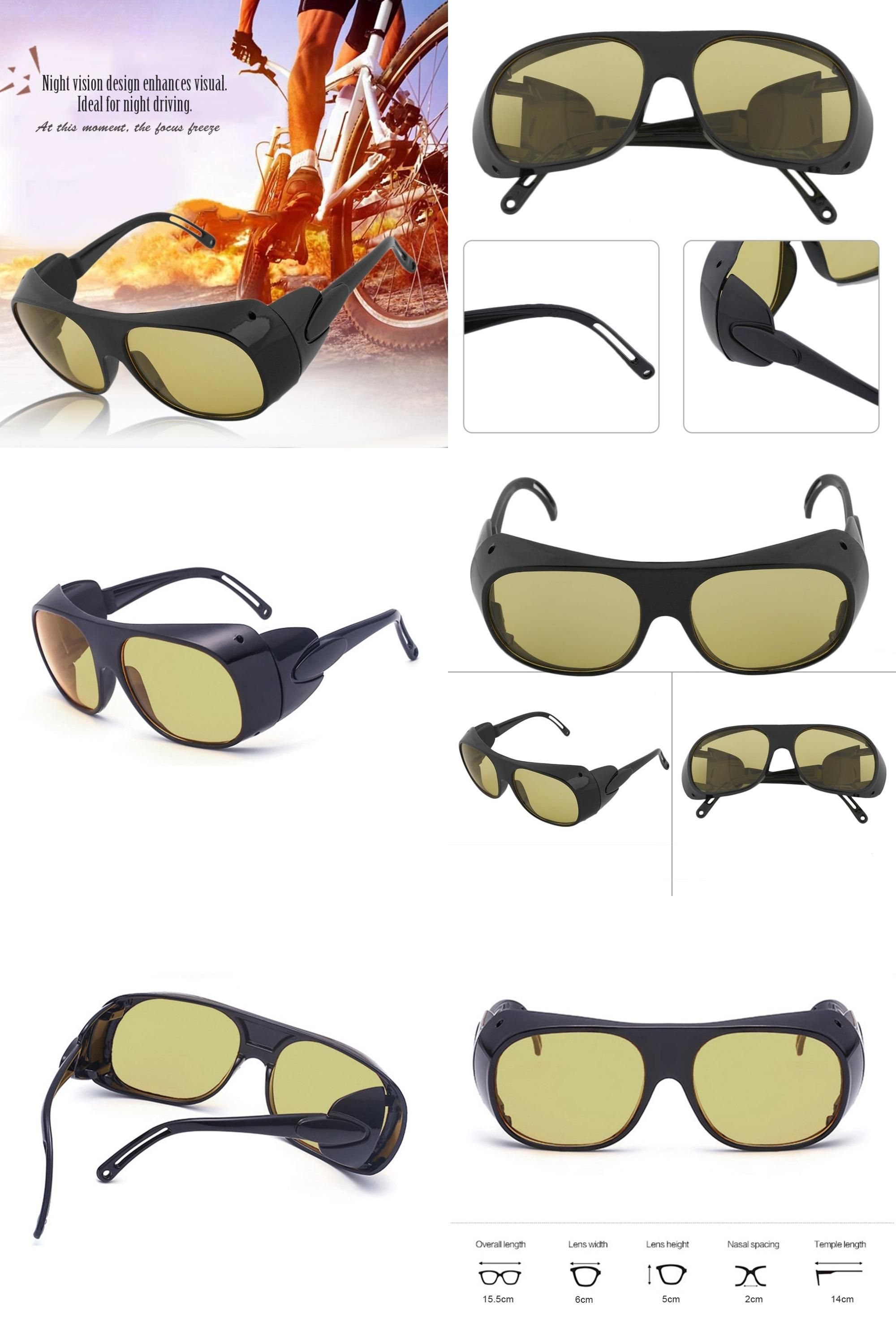 abe50def395 Visit to buy unique men women night vision driving glasses goggles anti  glare glasses jpg 2000x3000