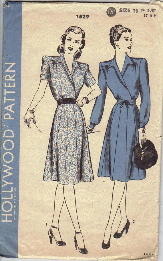 Pin On Vintage Sewing Patterns
