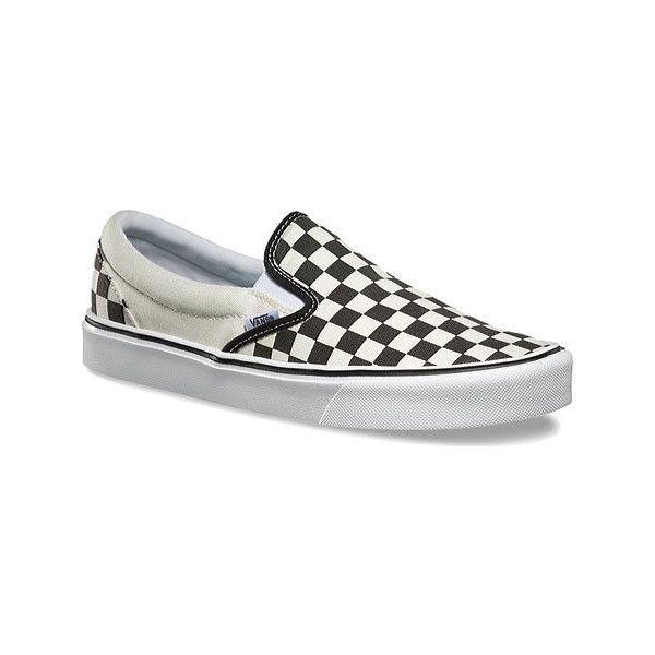 Vans Slip-On Lite Plus - Checkerboard
