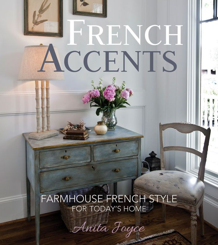 Charmant Learn How To Decorate Your Home With Farmhouse French Style! French  Accents: Farmhouse French