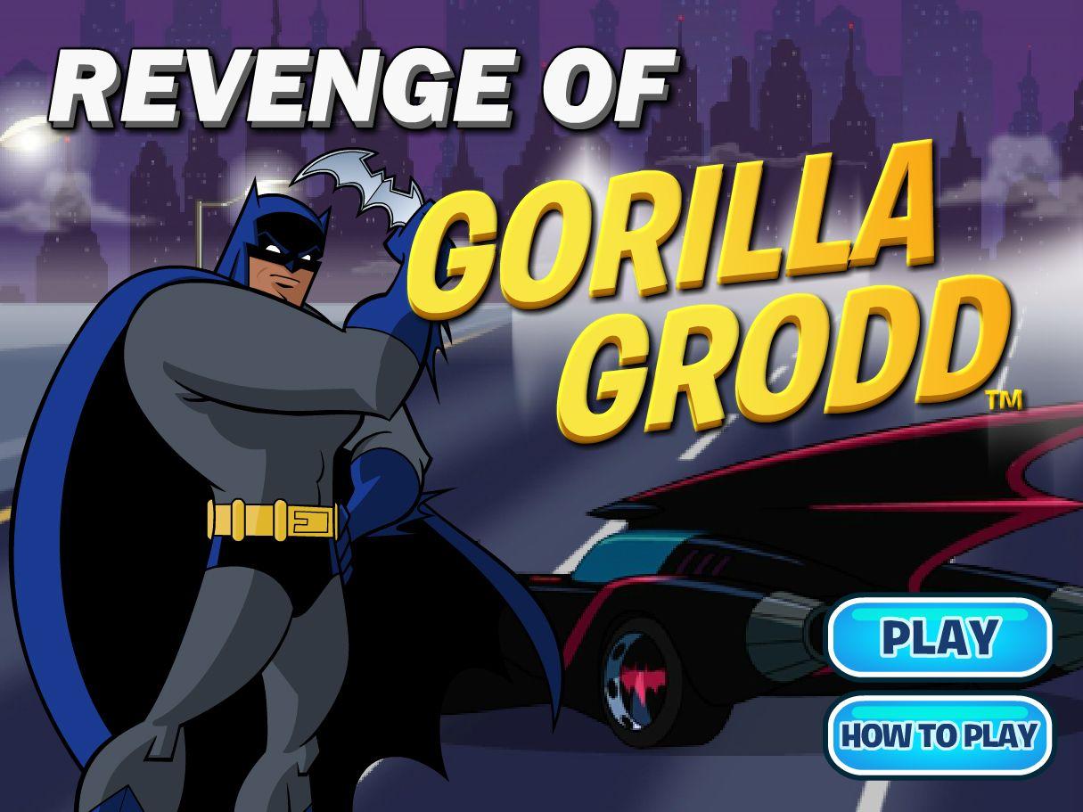 Pin by BATMAN XTRA on Top 10 Batman Racing Games to Play