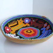 How to Make Huichol Art | eHow