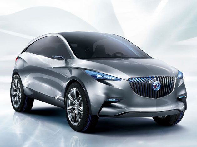 Buick Envision Concept Touches Down In Shanghai Buick Envision Buick Buick Enclave