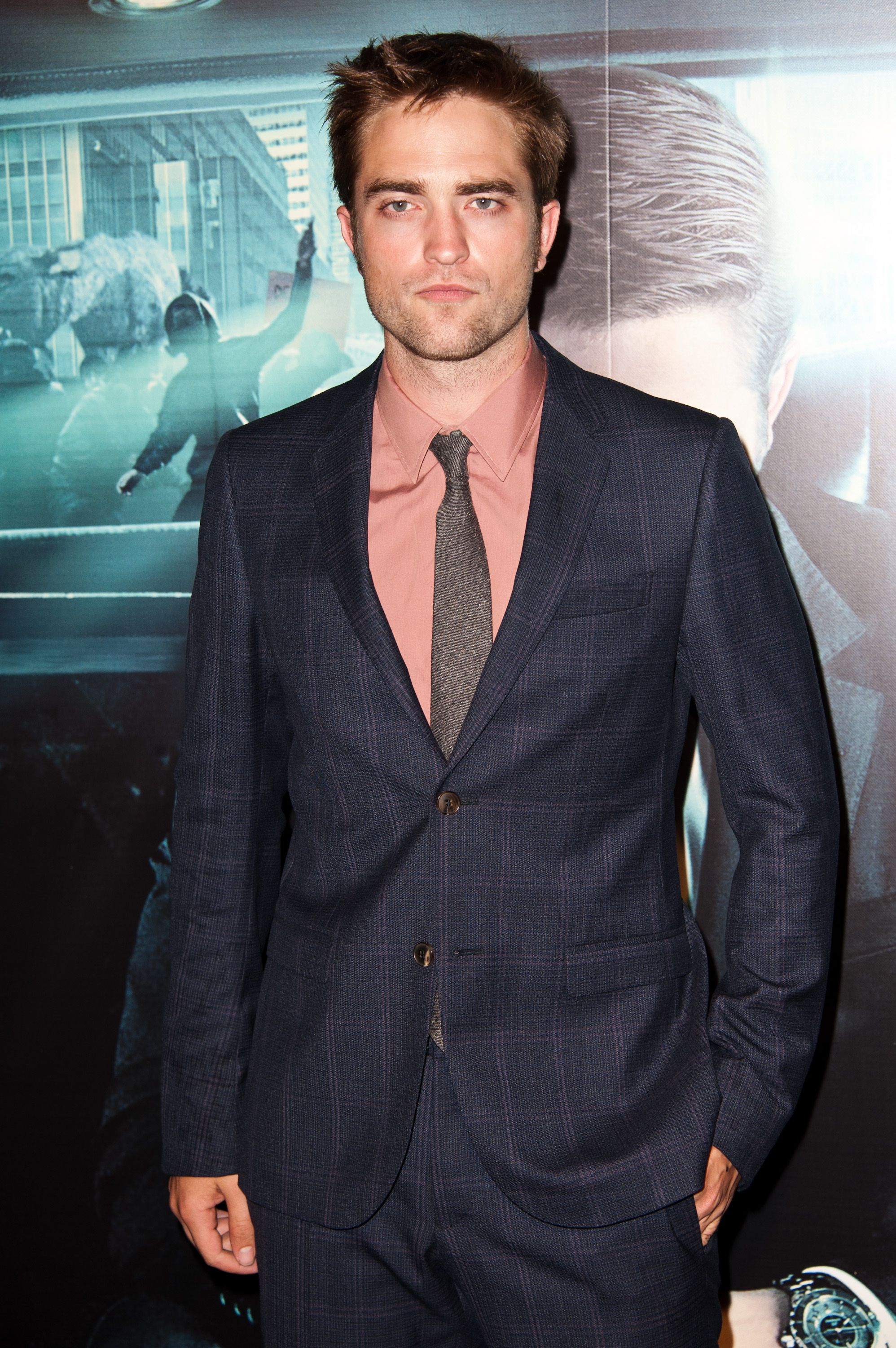 Robert Pattinson Returns to France For Cosmopolis | Carpets, Navy ...