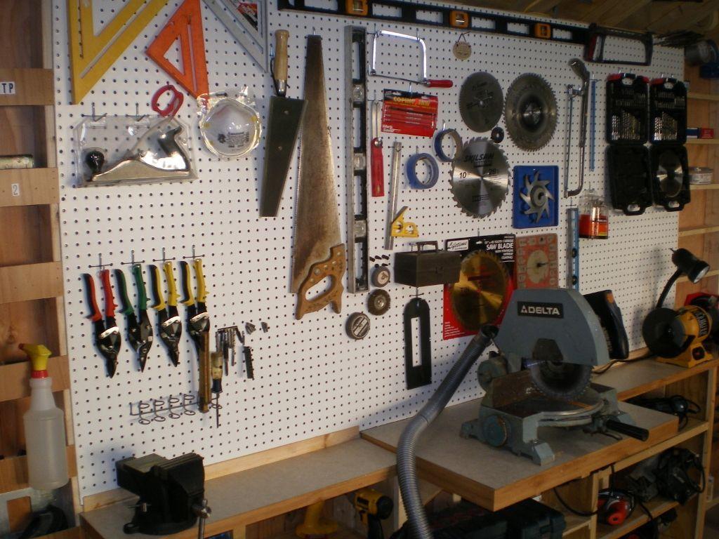 Photo of Workshop Storage