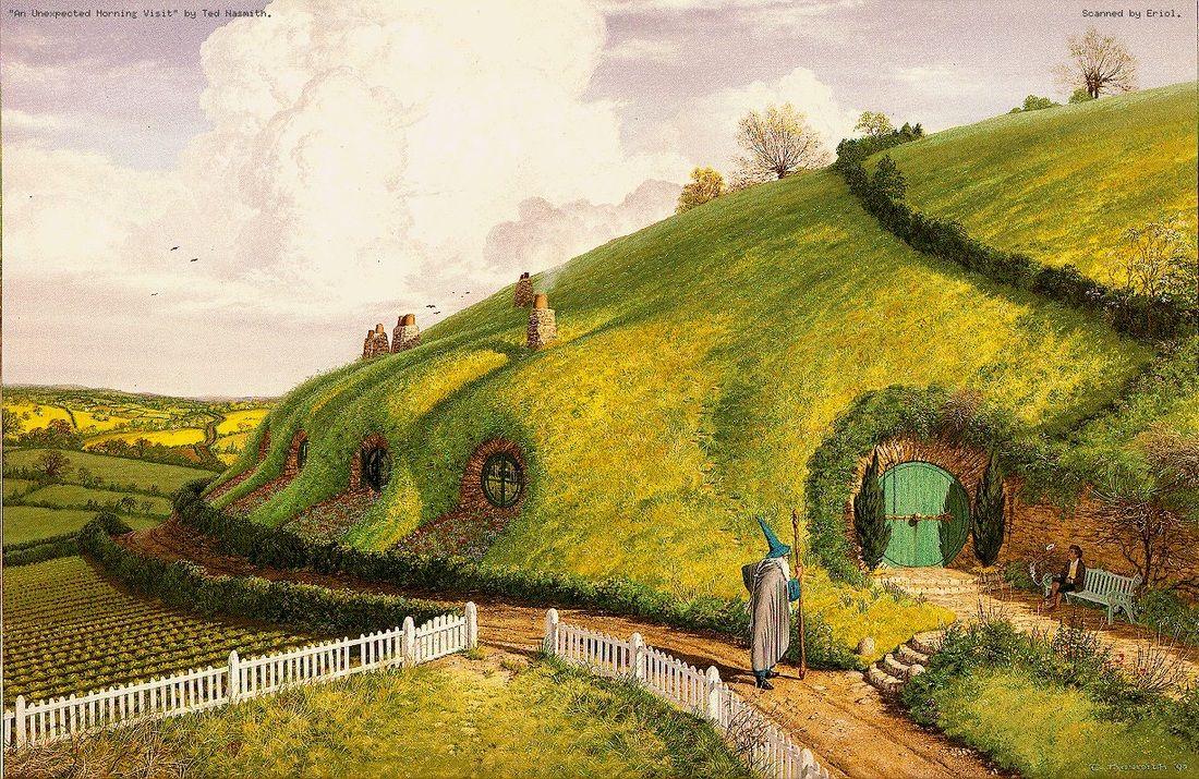 Hobbit Visit