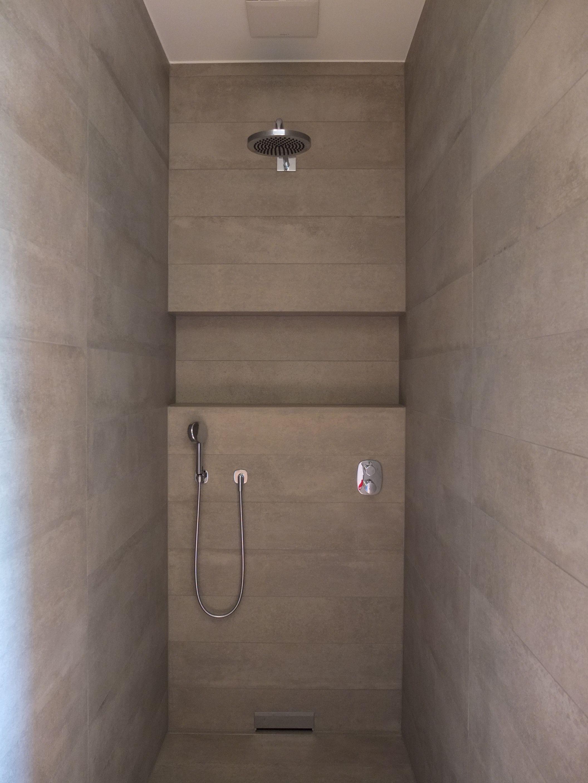 badezimmer, dusche | © 2d+ architekten (www.2dplus) team, Wohnzimmer dekoo
