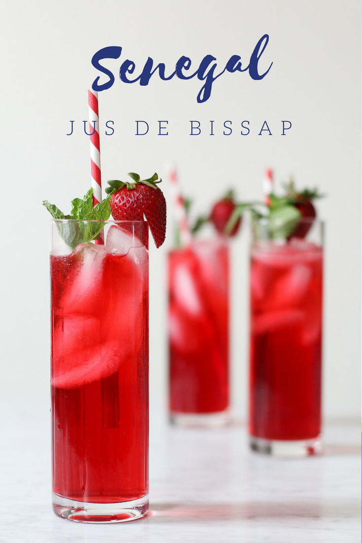The little known Senegalese Jus de Bissap is one of the most