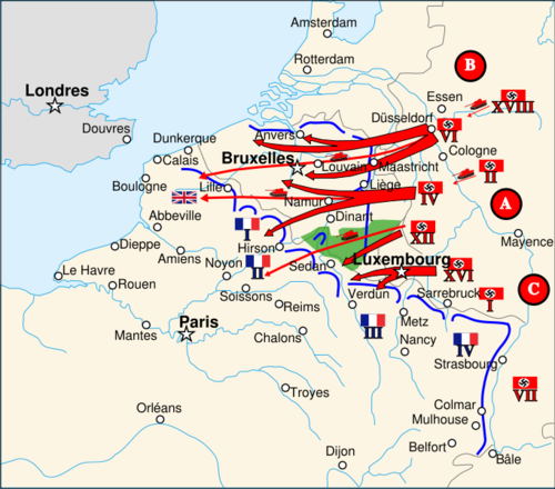 The battle of the netherlands was part of case yellow the german netherlands was part of case yellow the german invasion of the low countriesbelgium luxembourg and the netherlands and france during world war ii gumiabroncs Gallery