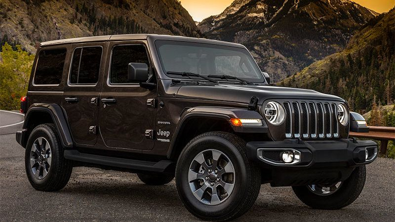 Epa Posts 2018 Jeep Wrangler Unlimited Fuel Economy Jeep