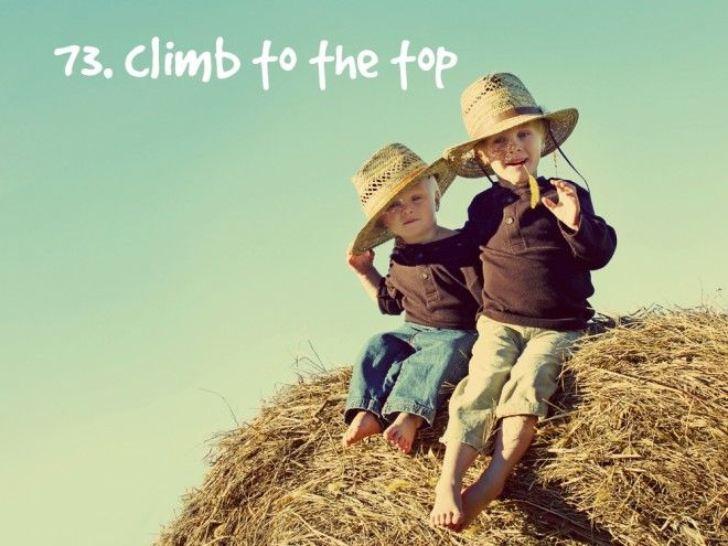 99 things to do while you're 5 - Kidspot