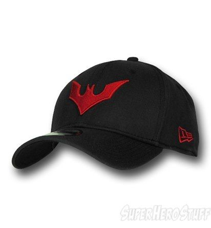 Images of Batman Beyond Symbol 39Thirty Black Cap  05f0f065f65