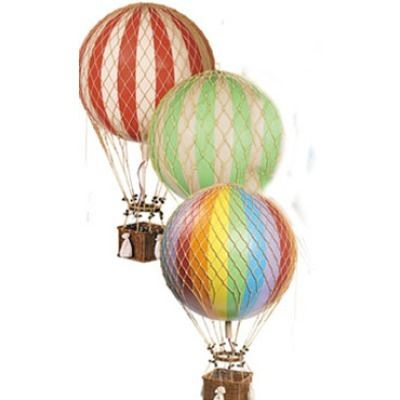 Hanging Mobile Gallery - Jules Verne Balloon, $200.00 (http://www.hangingmobilegallery.com/jules-verne-balloon/)