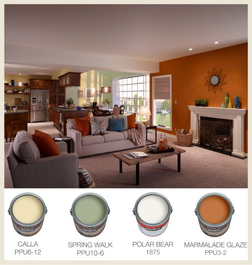 Color For Open Floor Plans Paint Colors For Living Room Living Room Color Living Room Color Schemes Different colors of living room
