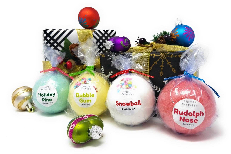 Bath bomb gift setchristmas gift set bath bomb with gift