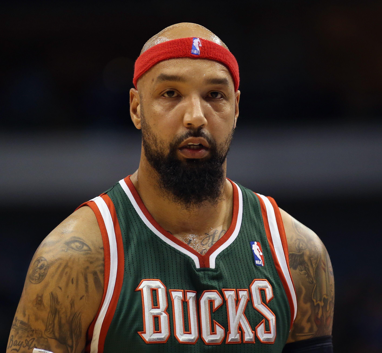 Drew Gooden Milwaukee Bucks Bucks Beards