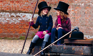 Monsoon 2011 A/W Children collection
