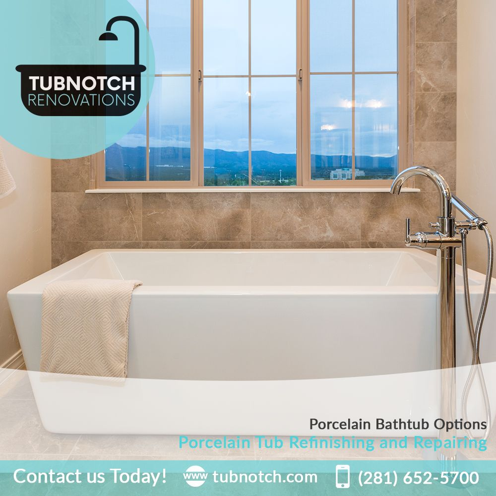 Porcelain Bathtub Options - Porcelain Tub Refinishing and Repairing ...