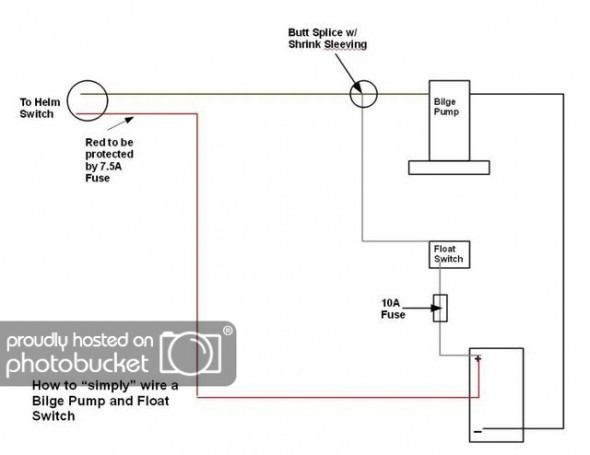 Bilge Pump Float Switch Wiring Diagram Diagram Diagram, Floor