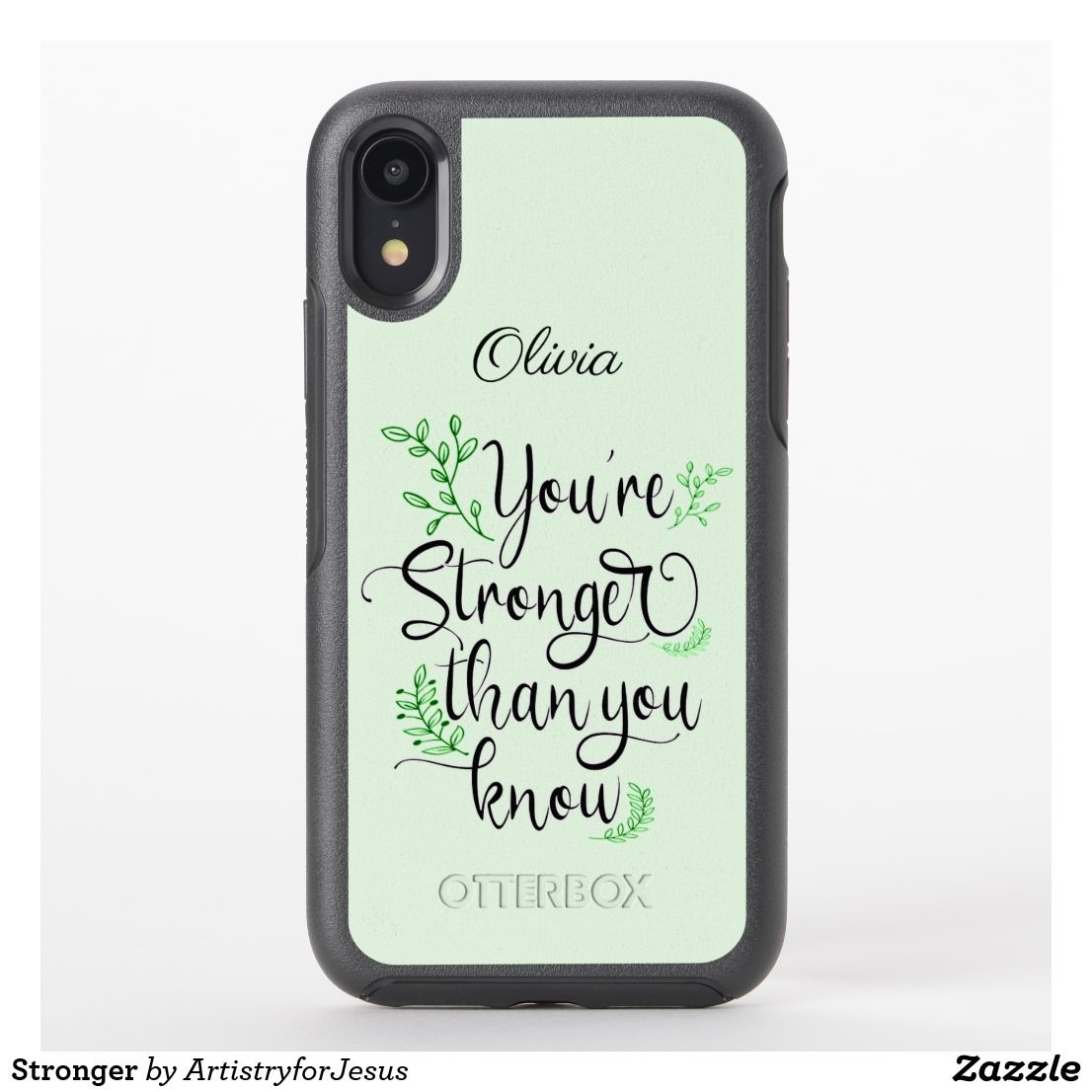 Stronger OtterBox Symmetry iPhone XR Case Iphone cases