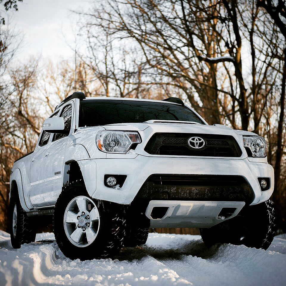 2015 TRD Sport long bed 4 door Toyota