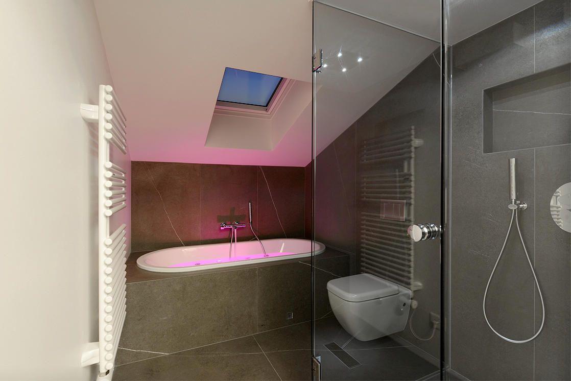 Progetto di ristrutturazione e arredamento progetto cucina soggiorno poliform armadi poliform - Progetto ristrutturazione bagno ...