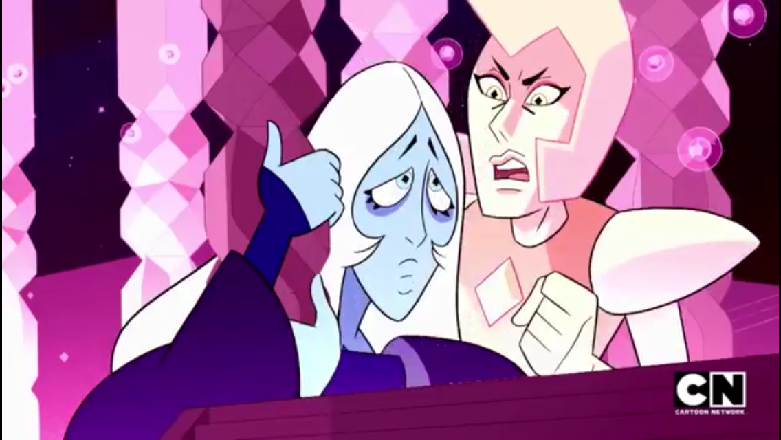 blue diamond is literally the most beautiful gem