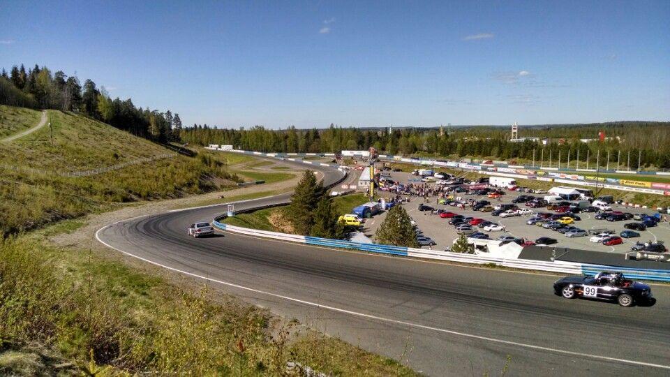 Ahvenisto moottorirata paikassa Hämeenlinna, Etelä-Suomen Lääni
