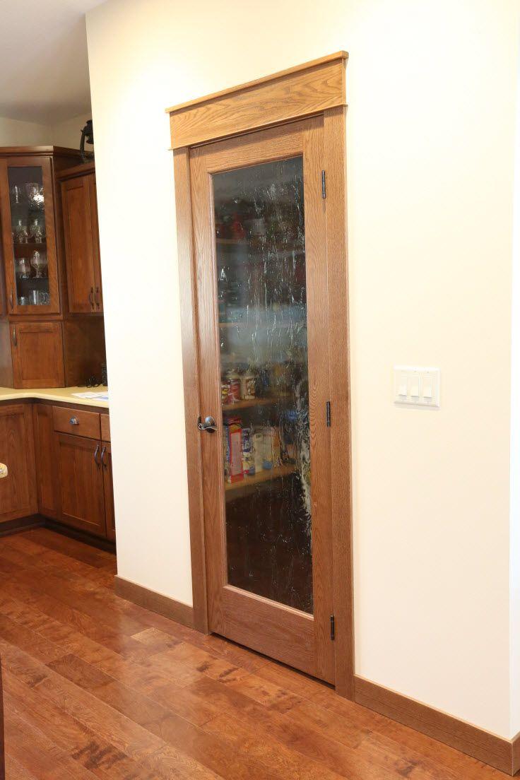 Interior Doors Pantry Door With Obscure Glass Bayer Built
