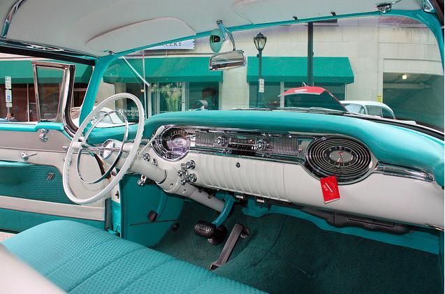 1956 Oldsmobile Super 88 Holiday 4-Door Hardtop | Automotive