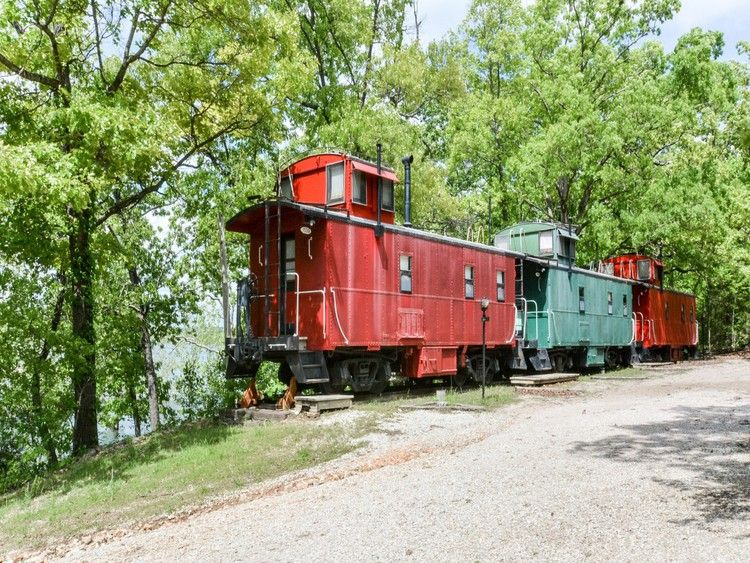 10 train car stays you can actually rent travel channel
