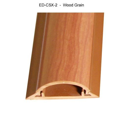 Cable Shield Cord Cover Csx 2 In Wood Grain Floor Cord Cover