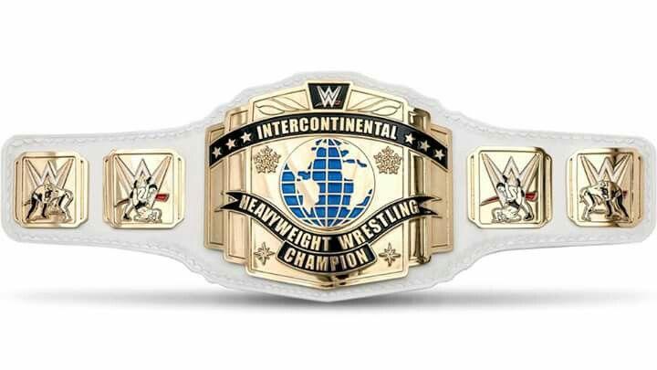 Pin By Melissa A Klein On Wwe Misc Wwe Intercontinental Championship Wwe Championship Belts Wwe