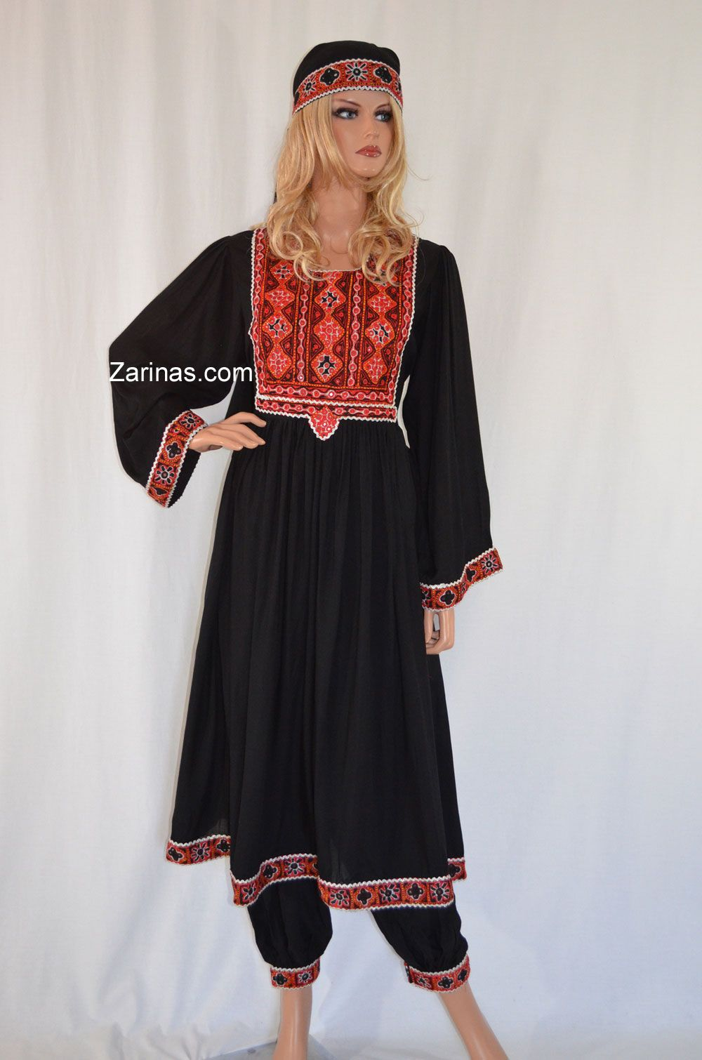 Kuchi Dress, Afghanistan  Traditions  Afghani Clothes -9396