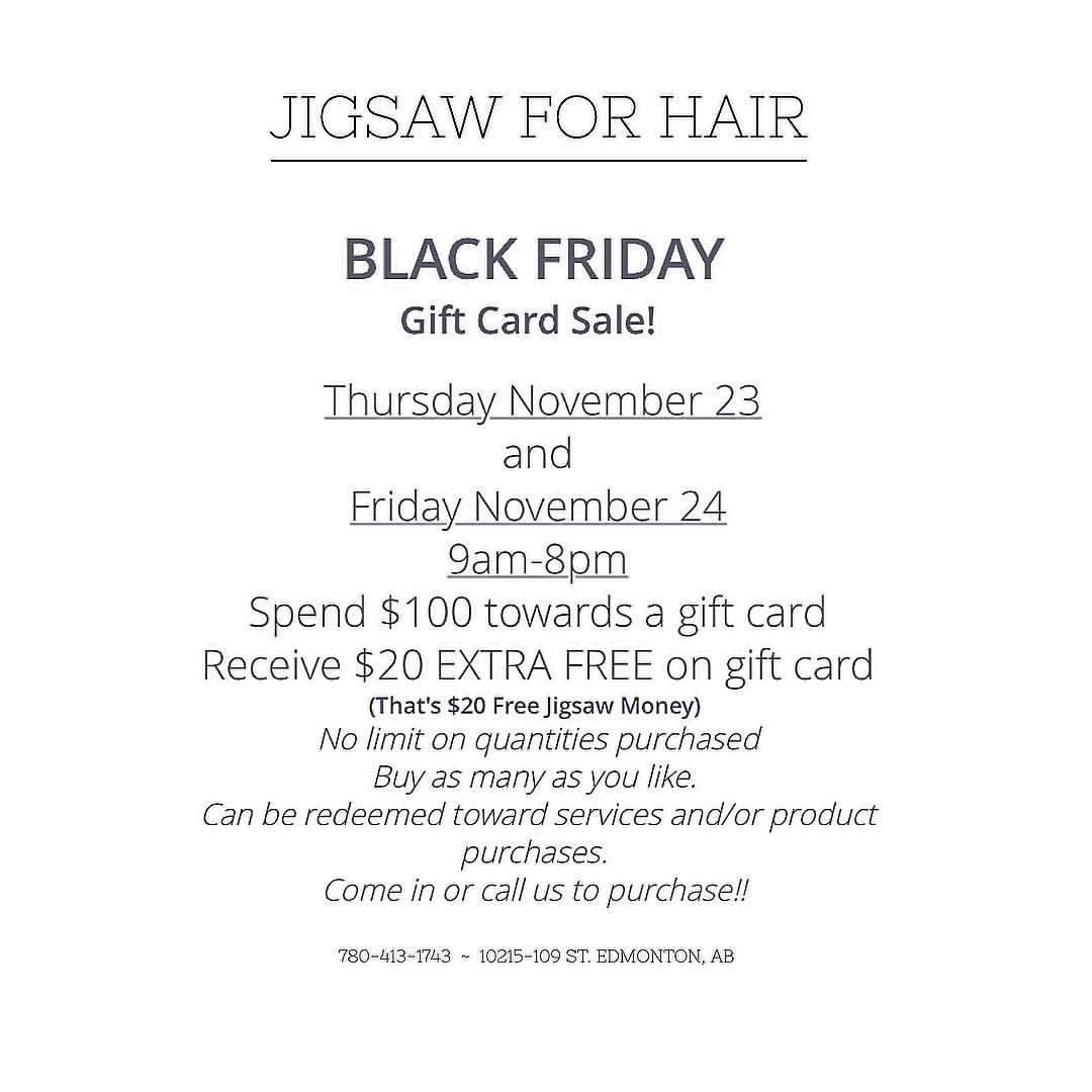 Luxury hair salon, Black Friday deal  Luxury hair, Top salons