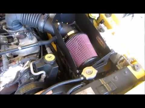 Diy Cold Air Intake Snorkel For Jeep Cherokee Xj Youtube Jeep