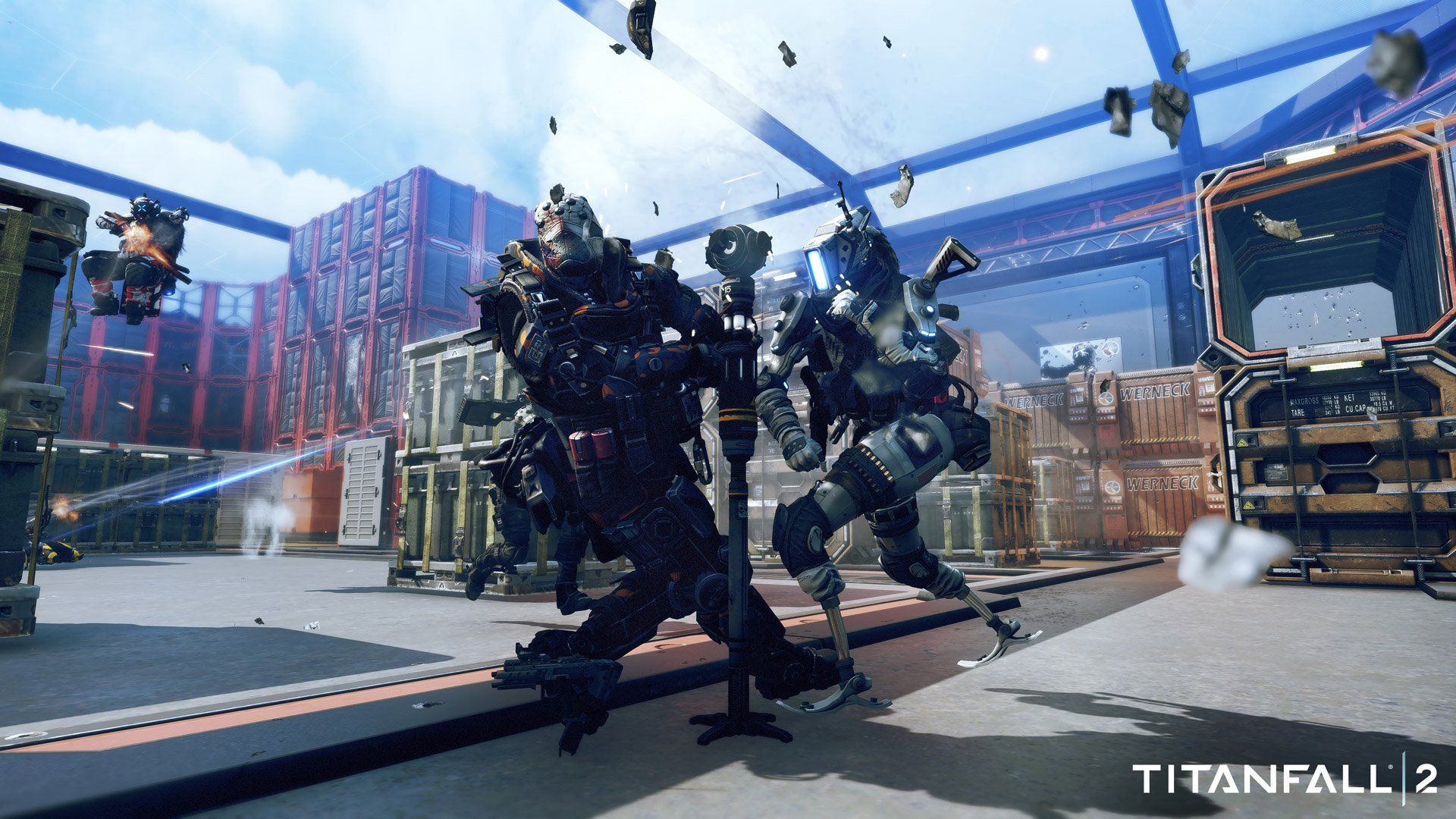 Titanfall 2 S New Live Fire Mode Goes Pilot Only These Free