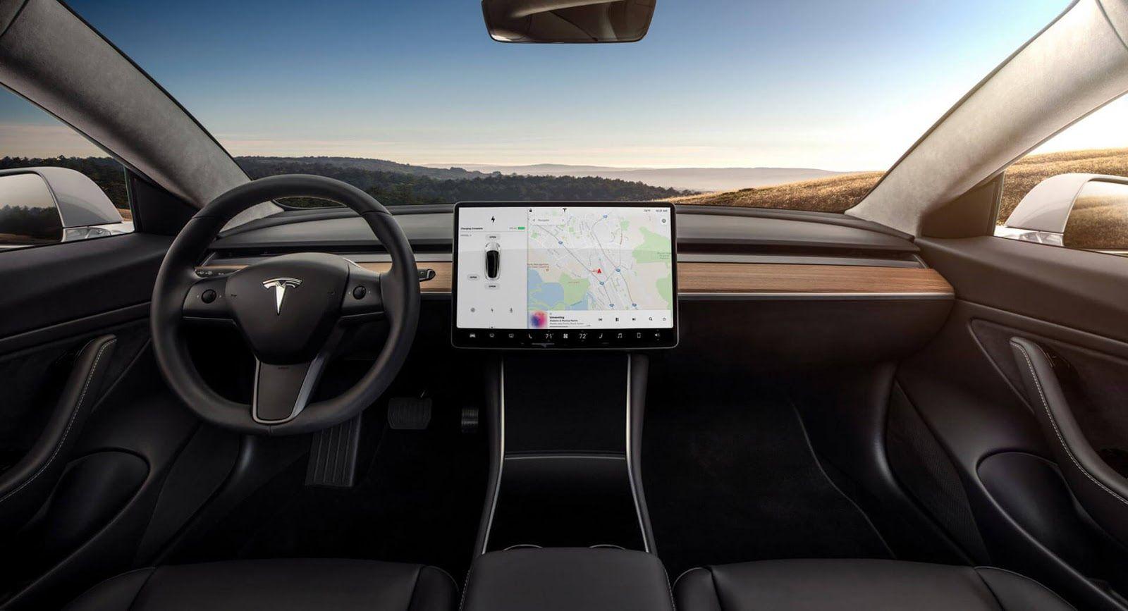 Tesla To Improve Voice Control Functionality On Model 3 Tesla Car Tesla Model Tesla