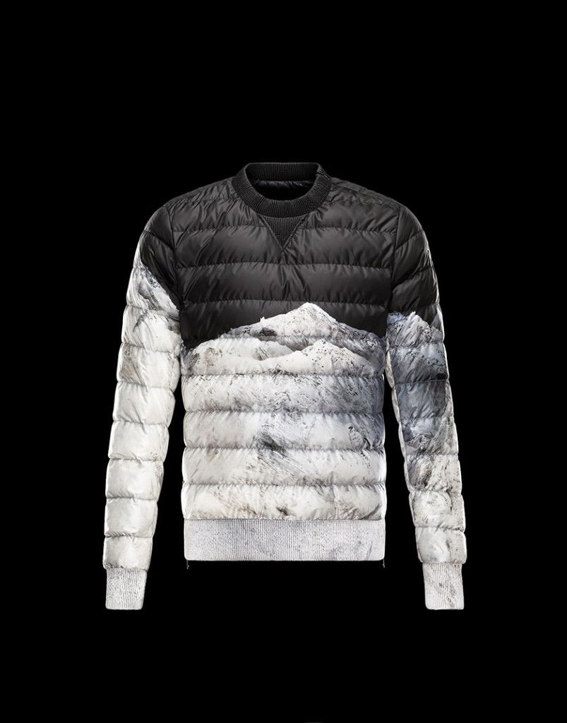 Moncler Blackout by Dan Holdsworth | Moncler - EN