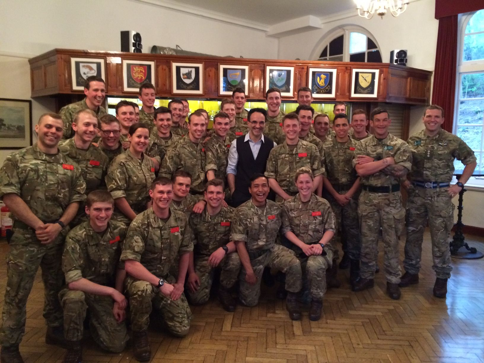 17 best images about noel tvs hip operation and noel fitzpatrick speaks to the cadets at the sandhurst military academy 2015