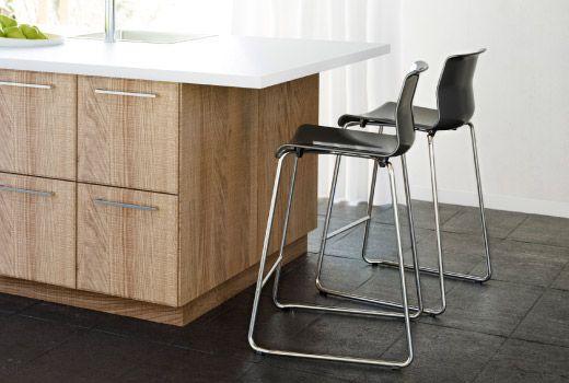 IKEA Küchen Arbeitsplatten wie z B SÄLJAN Arbeitsplatte, weiss - k chenzeile mit elektroger ten ikea