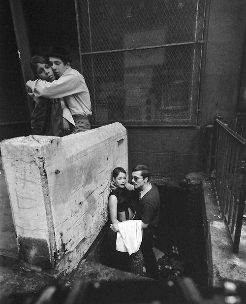 East 100th Street New York 1966  Photo: Bruce Davidson