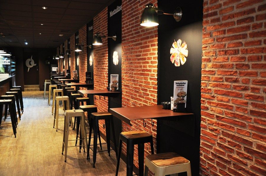 Decorar una hosteleria bar restaurante reformas ideas for Mobiliario para cafes