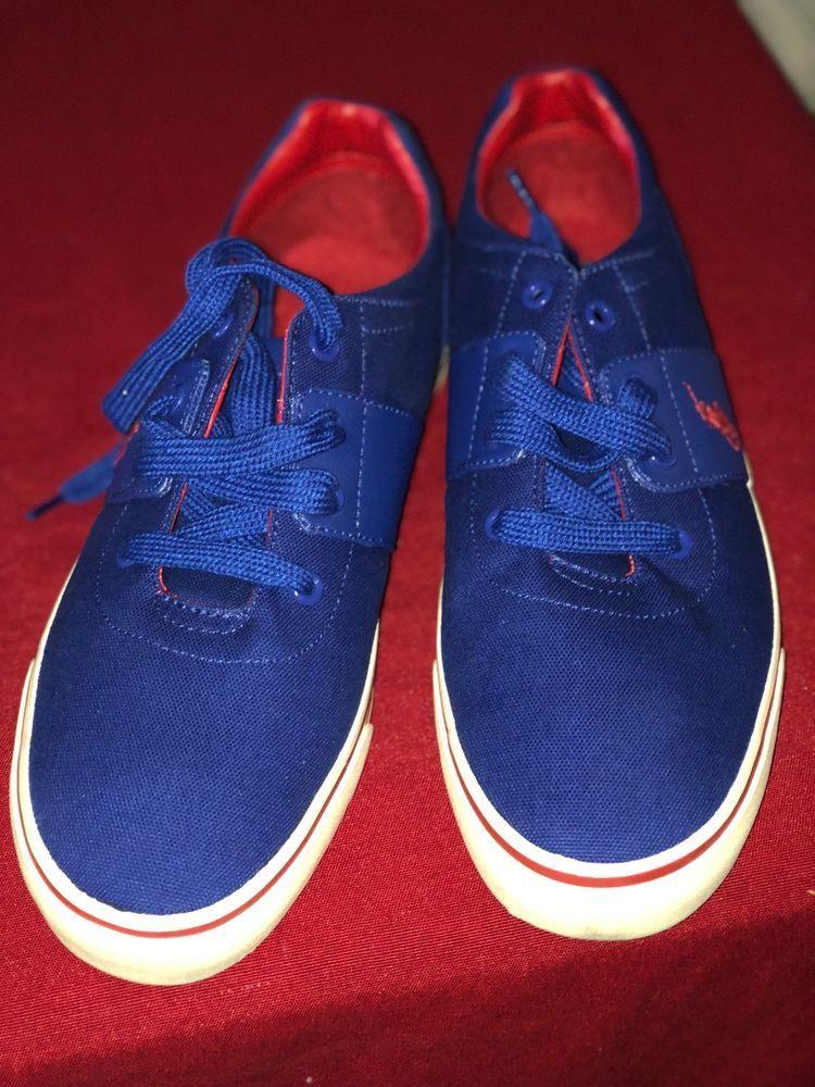dc382c4366d men shoes size 8.5 Ralph Lauren Polo sneakers  fashion  clothing  shoes   accessories