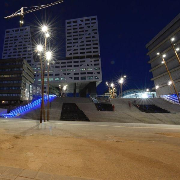 Straatverlichting, ideaal voor het verlichten van uw terrein #Maas&Hagoort